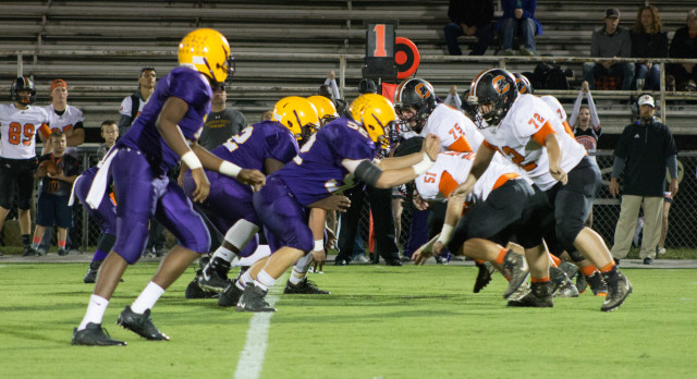Trousdale County High School Varsity Football shuts out Cascade High School 42-0