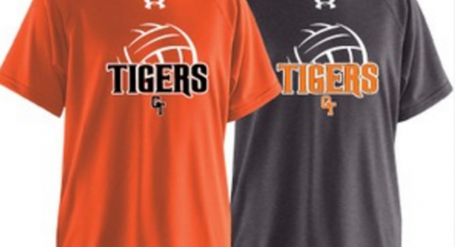 Grinnell Volleyball Clothing