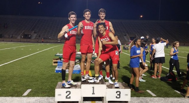14-6A District Track Meet