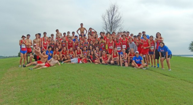 XC Teams Compete in the AISD Invitational