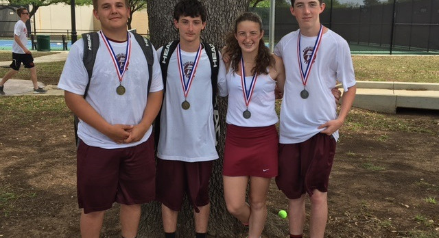 District Tennis Results