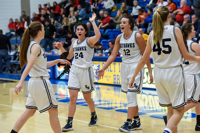 SHHS Girls Basketball Team Has an Historic Season