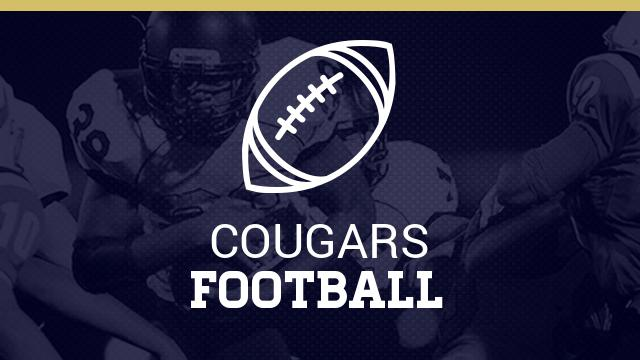 COUGAR FOOTBALL SCHEDULES