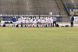 UHS Girls Soccer Lineups