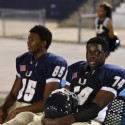 UHS JV Football v Cypress Creek 9-21-17