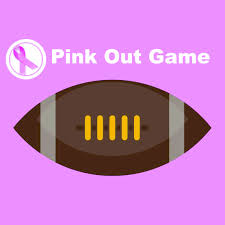 Friday Football Pink Out Game!