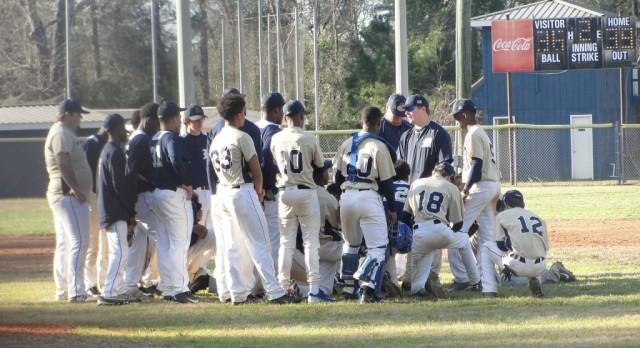 Baseball Prepares To Open 2016 Season at Home