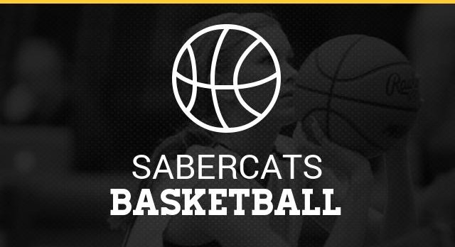 Sabercats Women's Basketball rally comes up just short
