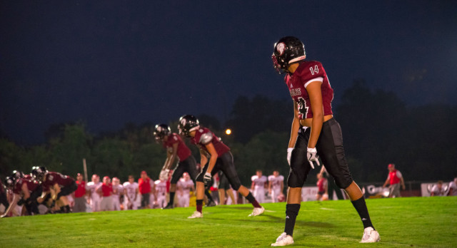 Football Heads into District Play