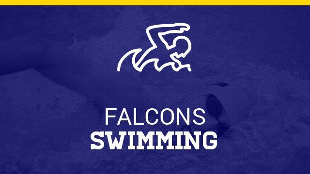 Valley High School Boys Varsity Swimming defeated Savanna High School 86-48