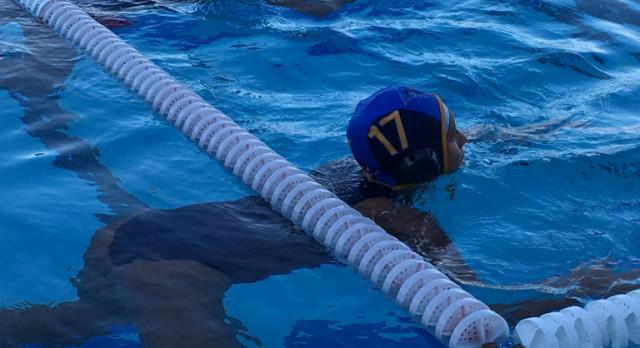 Valley High School Girls Varsity Water Polo falls to Northwood High School 8-7
