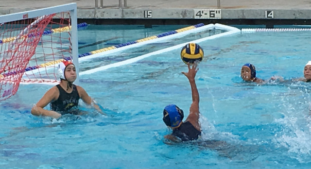 Valley High School Girls Varsity Water Polo defeats Buena Park 10-3