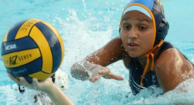 Girls Water Polo Comeback from being down 2, to win in OT