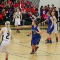 Girls Basketball @ Woodward Granger