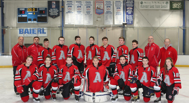 2017-2018 Ambridge/Avonworth Hockey Evaluations Schedule