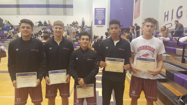 Boys' Volleyball All-WPIAL Team