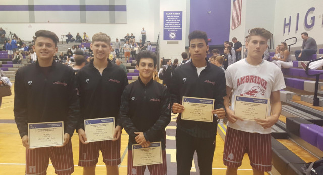 Boys' Volleyball Student-Athletes Receive All-WPIAL Awards