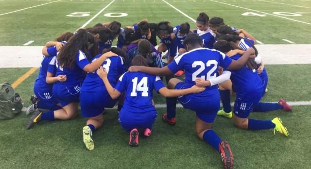 JV2 Girl's Soccer