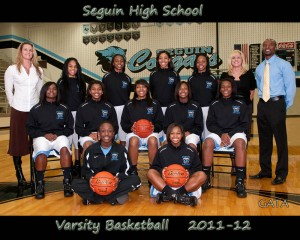 2011-12 Lady Cougars