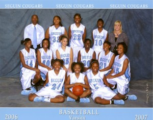 06-07 Lady Cougars Varsity