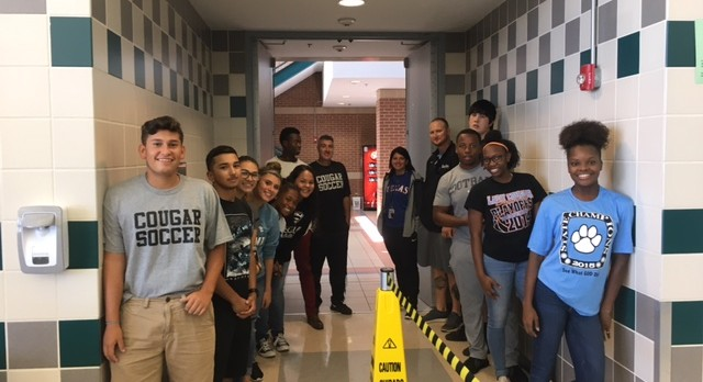 Ousley Athletic Lunch Program Kicks Off
