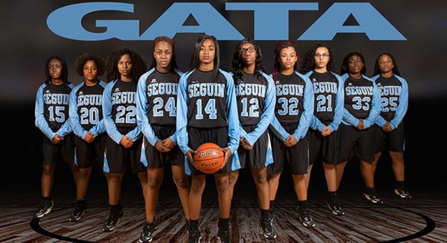Congratulations to Seguin Girls Basketball!