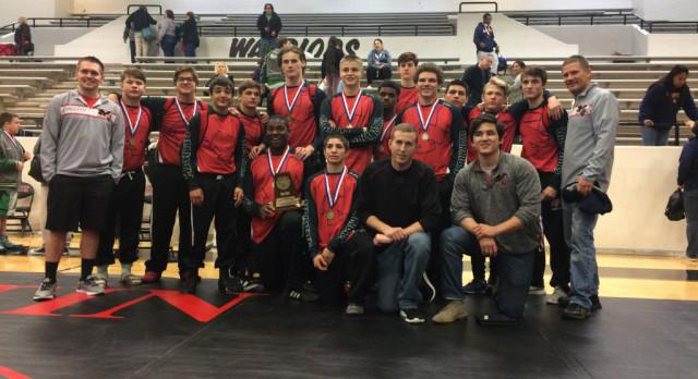 Congratulations to Martin Boys Wrestling!