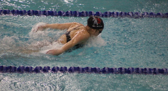 Allison Bui Sight Set on School Record