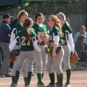 Girls V Softball 5.13