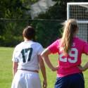 Girls JV Soccer 5.13
