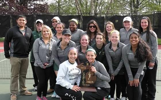 North Tennis Regional Champions