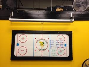 Hockey Board