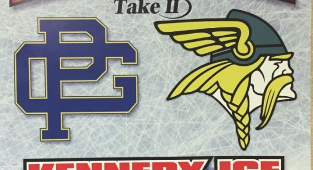 North vs. South Boys Ice Hockey Thursday, 8pm