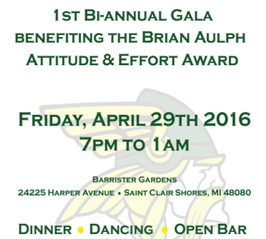 Brian Aulph Memorial Scholarship Gala