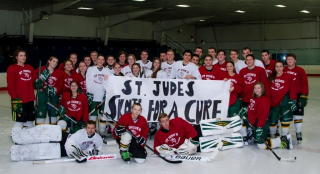 "Boys and Girls Hockey ""Skate for a Cure"""