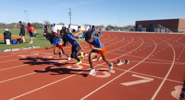 Lady Vols Track Team Wins Jerry B. Griffin Invitational