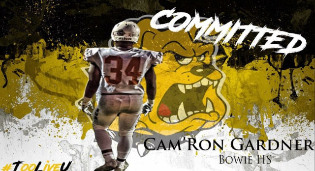 Cam'ron Gardner commits to Texas Lutheran University