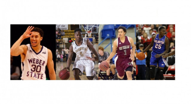 Bowie Basketball Sweeping College Honors