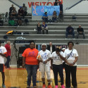 Bowie Girls' Basketball Senior Night
