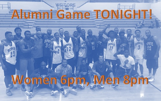 Basketball Hosts Alumni Game