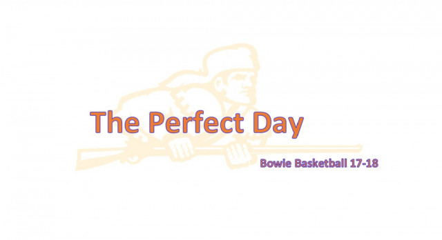 Boy's Basketball Strives for the Perfect Day