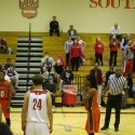 South High against Benild St. Margarets