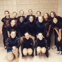 Girls Dance Team Pictures from Maple Grove Invitational