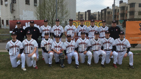 2017 Baseball Team Photo