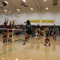 Girls JV Volleyball 2017 vs Estancia (H)