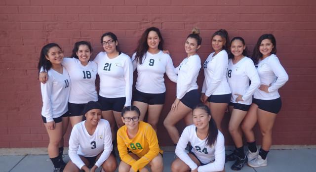 Girls Volleyball Upcoming Match vs Orange