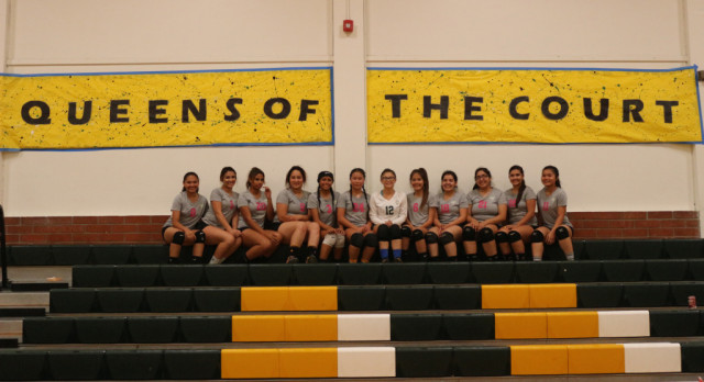 Girls Volleyball League BEGINS TODAY!