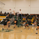 Girls JV Volleyball 2017 vs Godinez