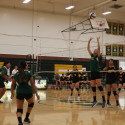 Girls FroshSoph Volleyball 2017 vs Godinez