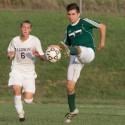 V Soccer at Baldwin